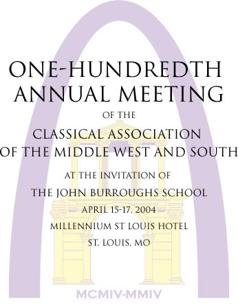 Program for the 100th Annual Meeting