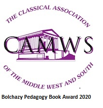 Bolchazy Pedagogy Book Award 2020