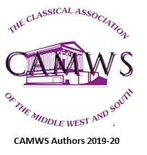 CAMWS Authors 2019-20