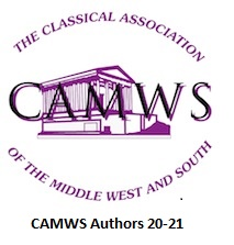 CAMWS Authors 2020-21