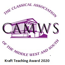 Kraft Teaching Award 2020